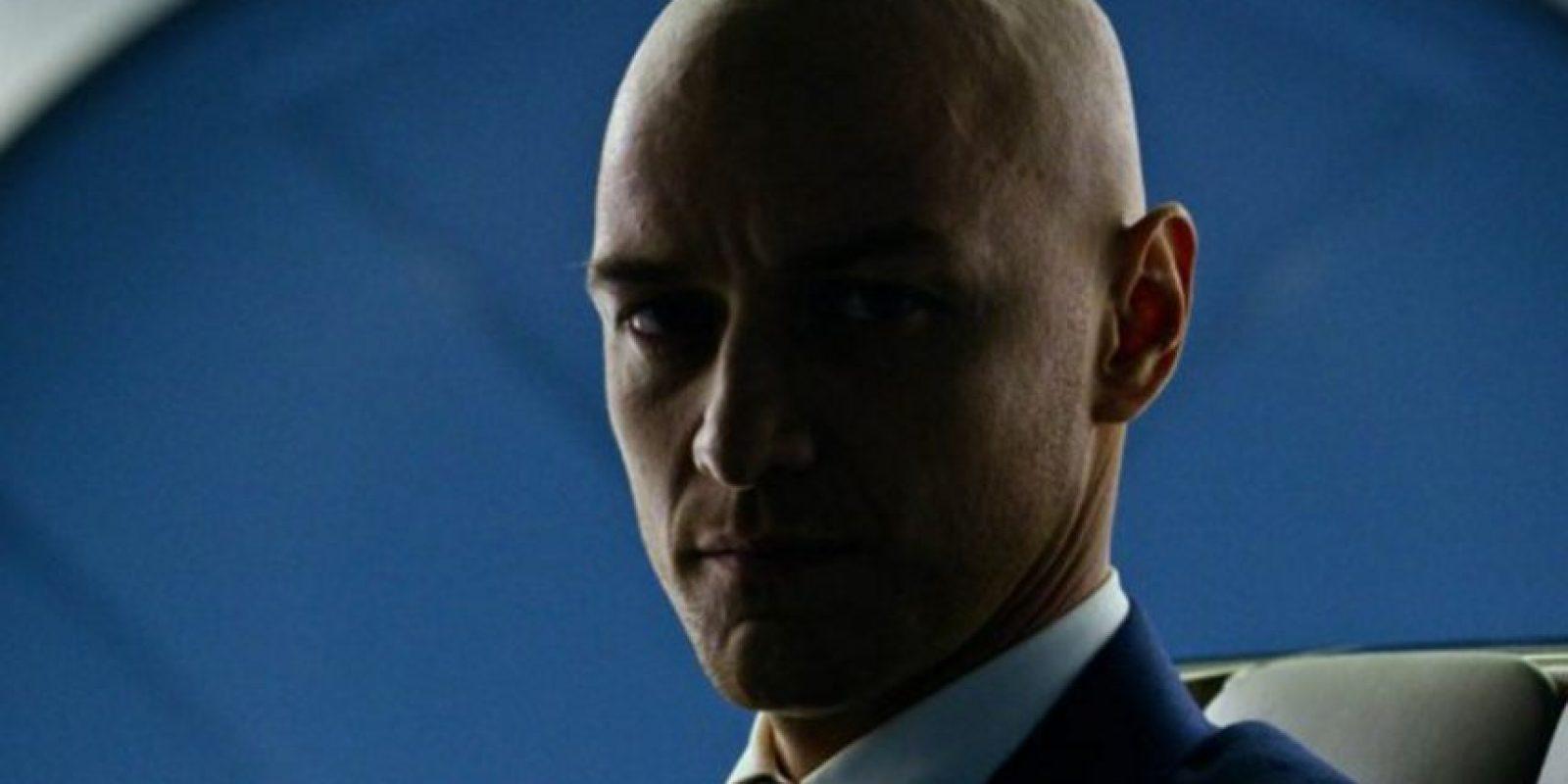 Charles Xavier lo interpreta James McAvoy. Fue personificado por Patrick Stewart en la primera versión. Foto:vía Fox