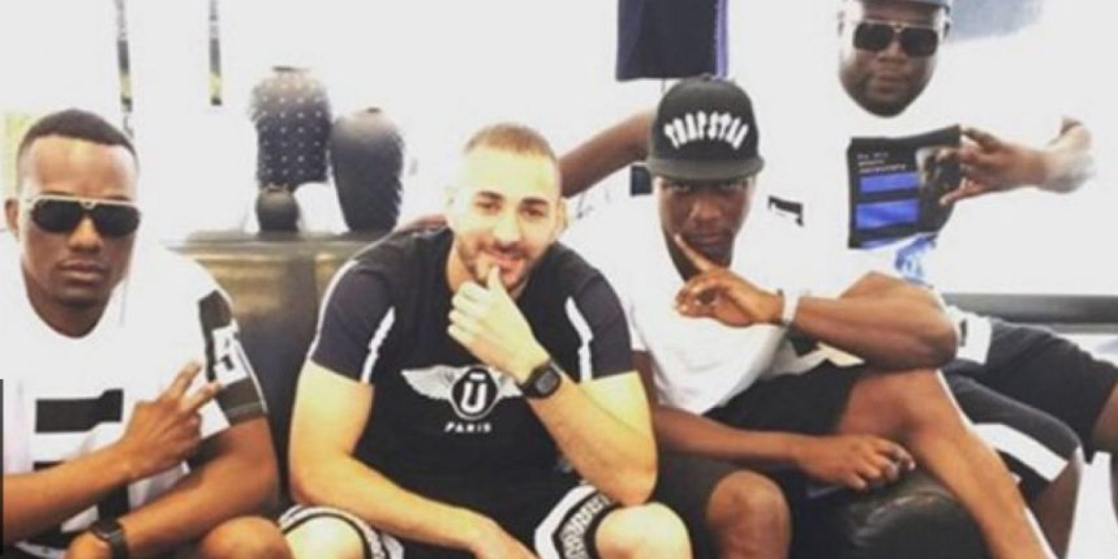 Karim Benzema (Francia) Foto:Instagram