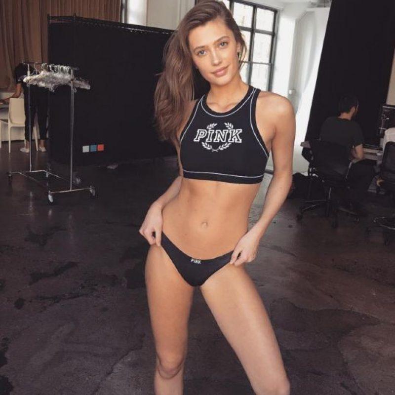 La modelo Chelsey Weimar. Foto:vía Instagram