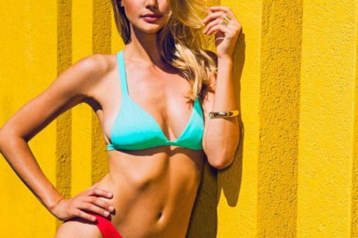 La modelo Kelly Rohrbach Foto:vía Instagram