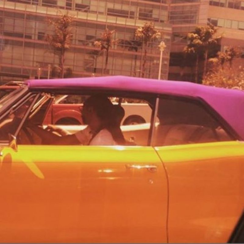 Le dio un auto personalizado a Black Mamba Foto:Instagram Snoop Dogg