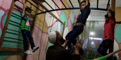 O víctimas de atentados terroristas Foto:AFP
