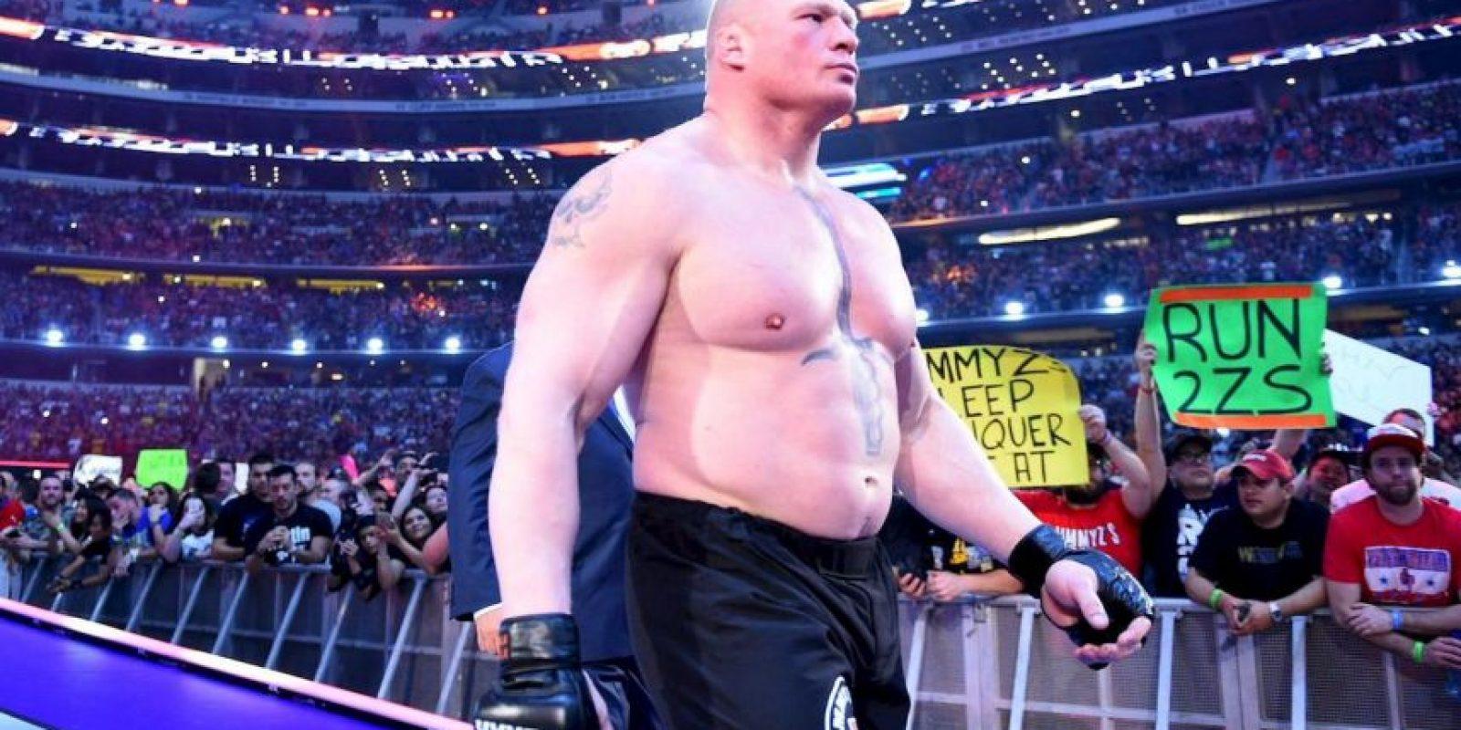 Pelearán el próximo 21 de agosto Foto:WWE