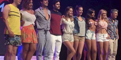 """Actualmente, el exintegrante de RBD participa en la obra musical """"Marta Tiene un Marcapasos"""" Foto:Instagram @christianchavezreal"""