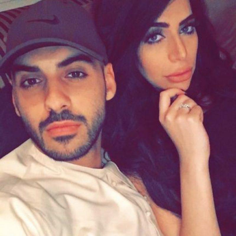 Omar Borkan y Yasmin llevan 8 meses de casados