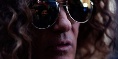 Antonio Banderas luce irreconocible durante visita en Chile