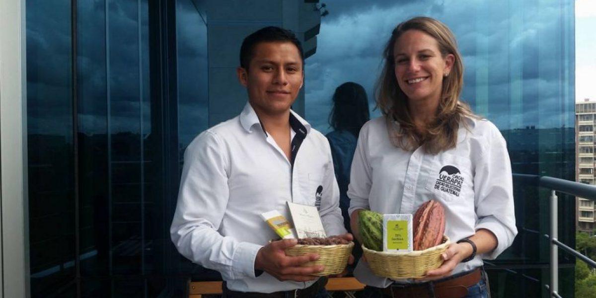 Buscan que los productores de cacao guatemaltecos sean protagonistas en el mercado