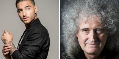 Brian May, de Queen, pregunta ¿quién es Maluma? Y así respondió el colombiano