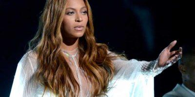 La cantante se solidarizó con su comunidad, las personas de origen afroamericano. Foto:Getty Images