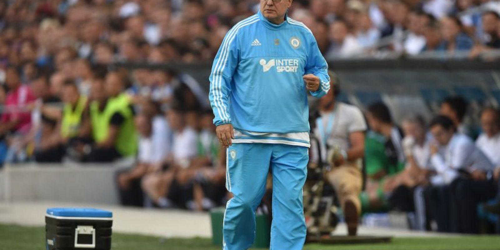 Su último trabajo fue en Olympique de Marsella Foto:Getty Images