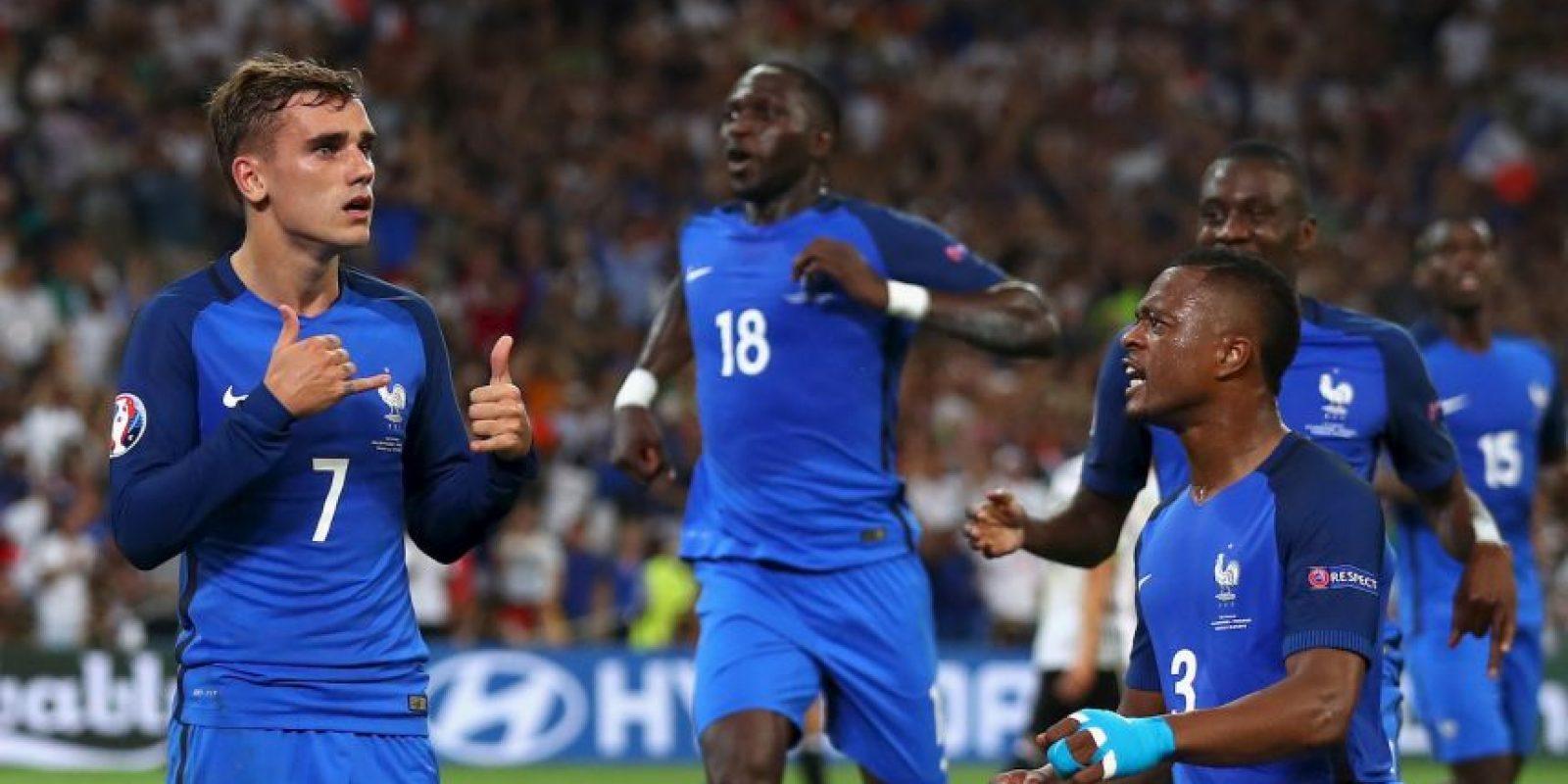 Suma seis goles en la Euro 2016 Foto:Getty Images