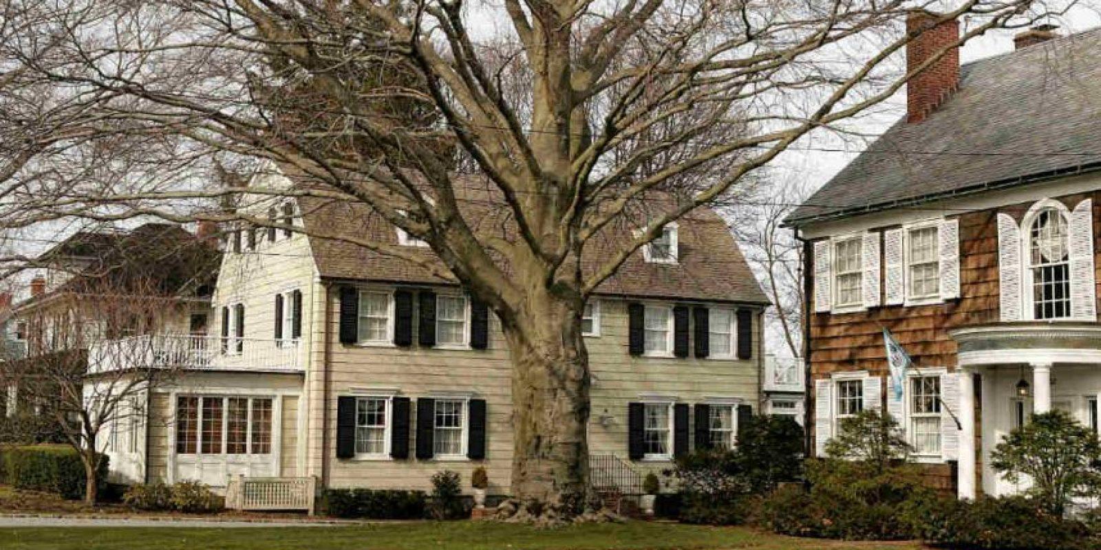 La casa de los horrores de Amityville. Foto:Getty Images