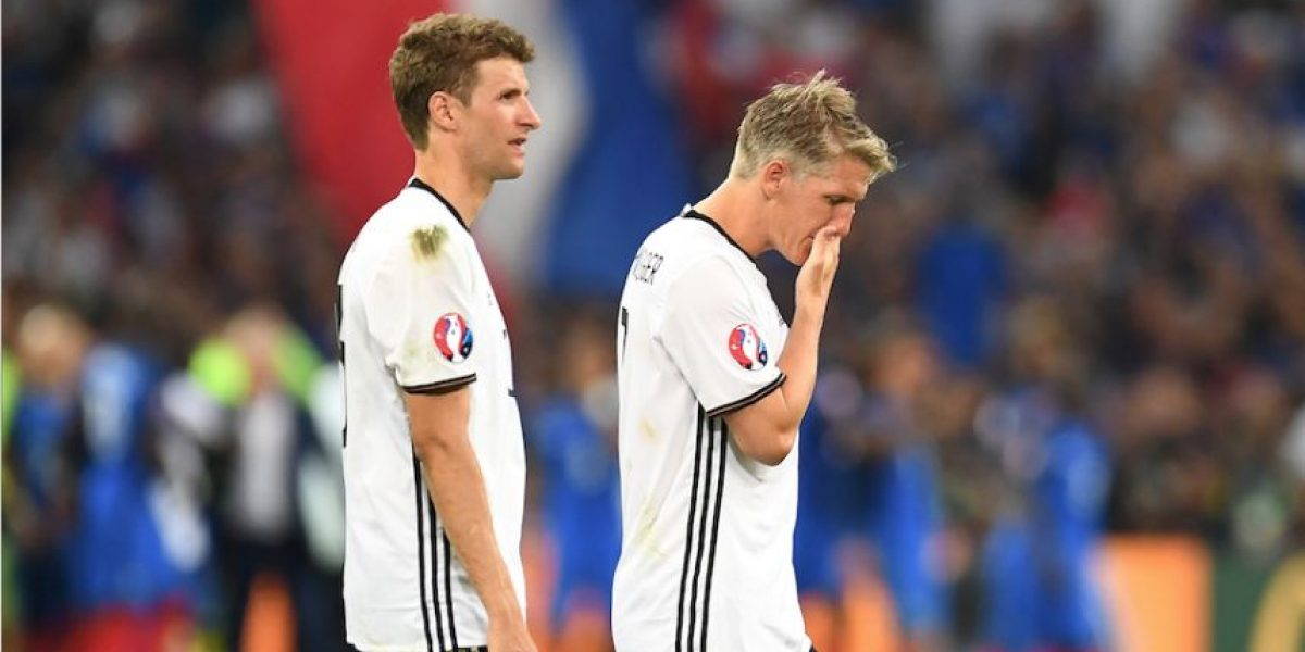 Schweinsteiger demuestra que los alemanes no son fríos con conmovedora carta