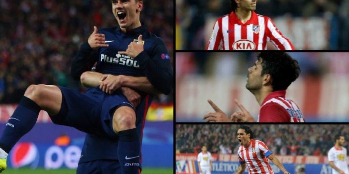La mina de oro que ha creado Atlético de Madrid con sus delanteros