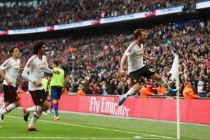 Juan Mata es uno de los jugadores más queridos por compañeros e hinchas Foto:Getty Images