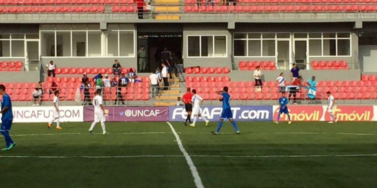 Guatemala deja escapar la victoria ante Honduras en Eliminatoria Sub 20