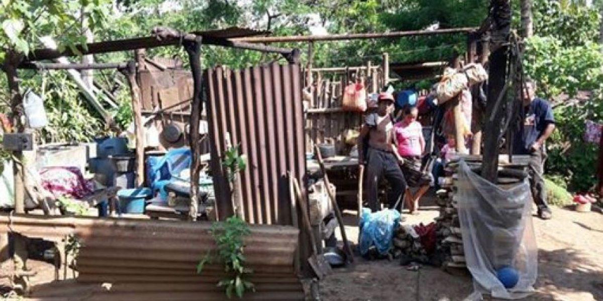 Cientos de afectados y destrozos en el interior por lluvias de últimas 24 horas