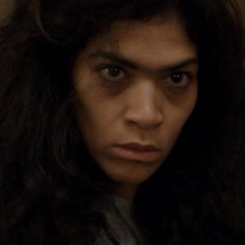 """Laura Flores es una de las desequilibradas presas de """"Orange is the New Black"""". Foto:vía Netflix"""