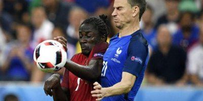 Los lusos enmudecieron a los seguidores franceses con el gol en el tiempo extra. Foto:AFP