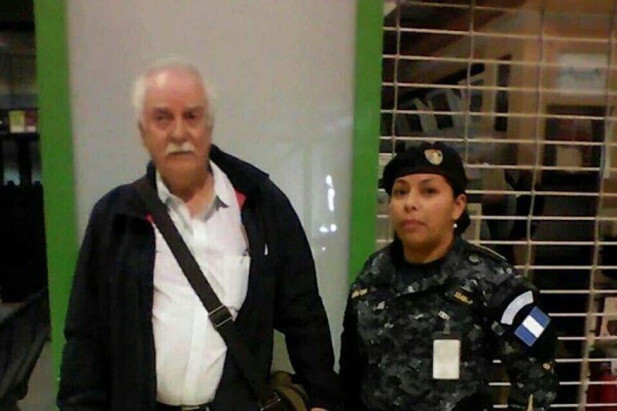 Carlos Enrique Monteros Castillo, dueño y presidente del hotel The Westin Camino Real. Foto:PNC