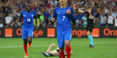 Francia cuenta con un Antoine Griezmann en estado de gracia Foto:Getty Images