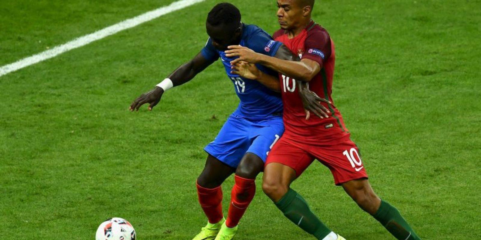 Portugal impuso su juego en el Stade de France Foto:Getty Images