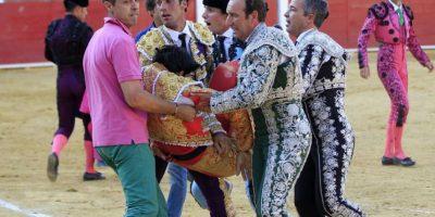 VIDEO. Espeluznante cornada cobra la vida del torero español Víctor Barrio