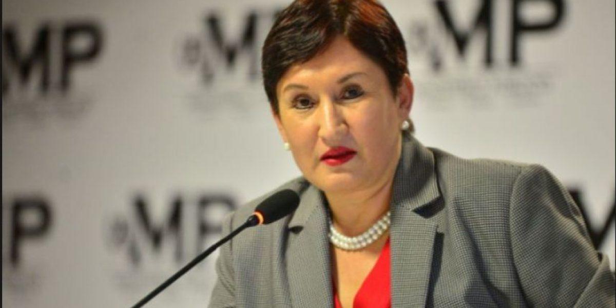Gobernación cuenta con dos hipótesis sobre amenazas en contra de Thelma Aldana
