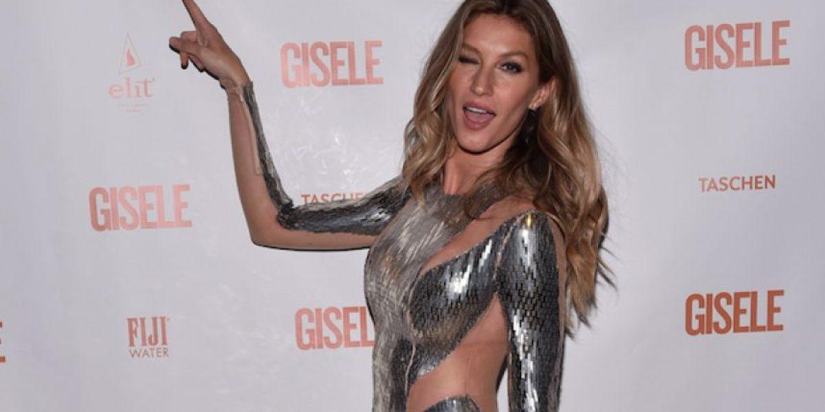 FOTOS. El nuevo topless de Gisele Bündchen