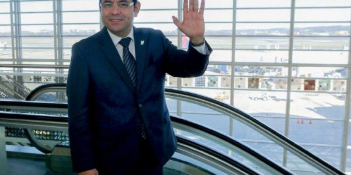 ¿Cómo han sido los primeros seis meses del gobierno de Jimmy Morales?