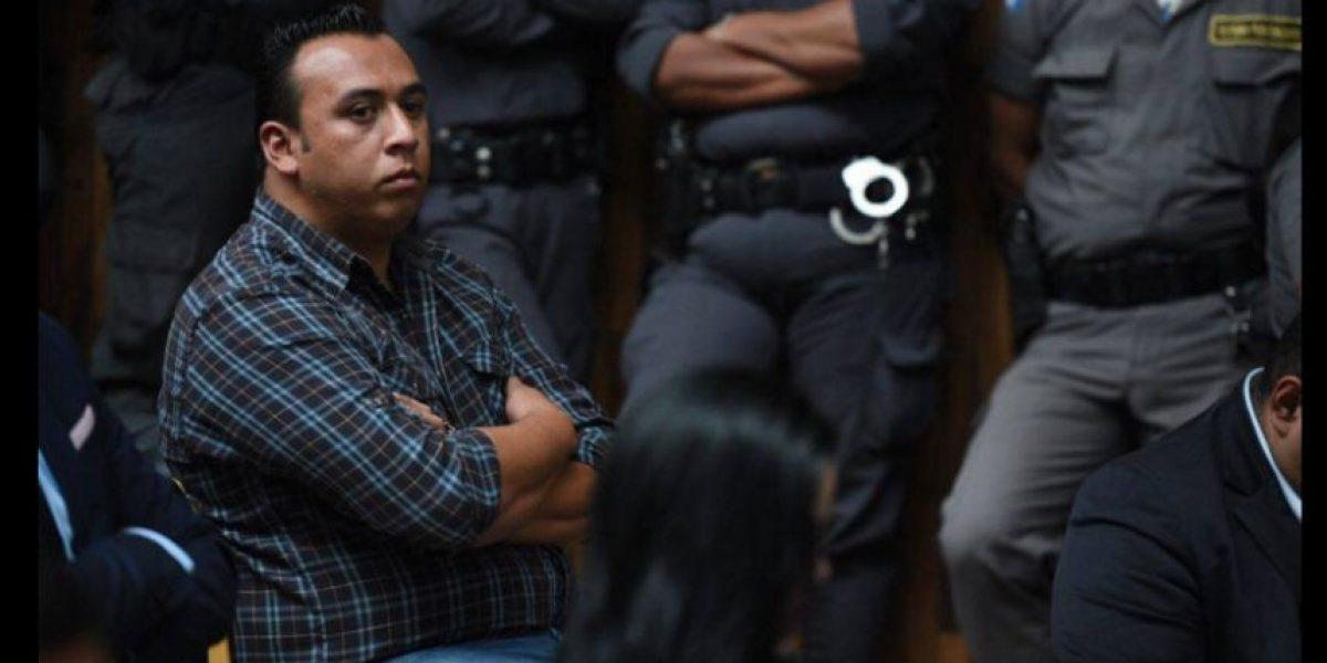 En audiencia del caso #CooptacionEstadoGT se habla de una detención ilegal