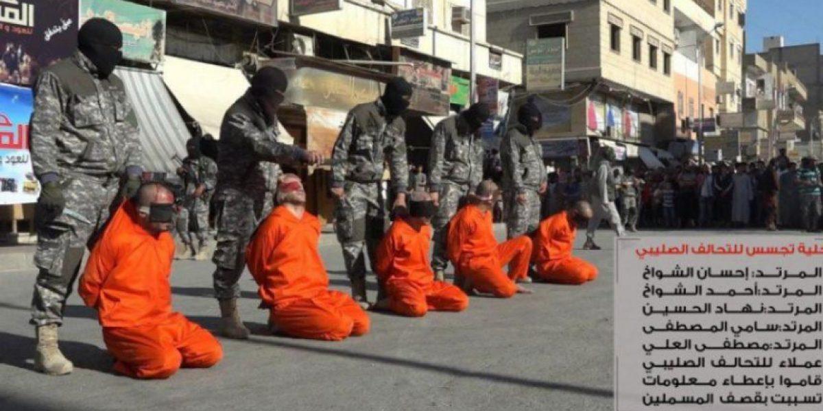 Estado Islámico decapita a cuatro miembros de un equipo de fútbol