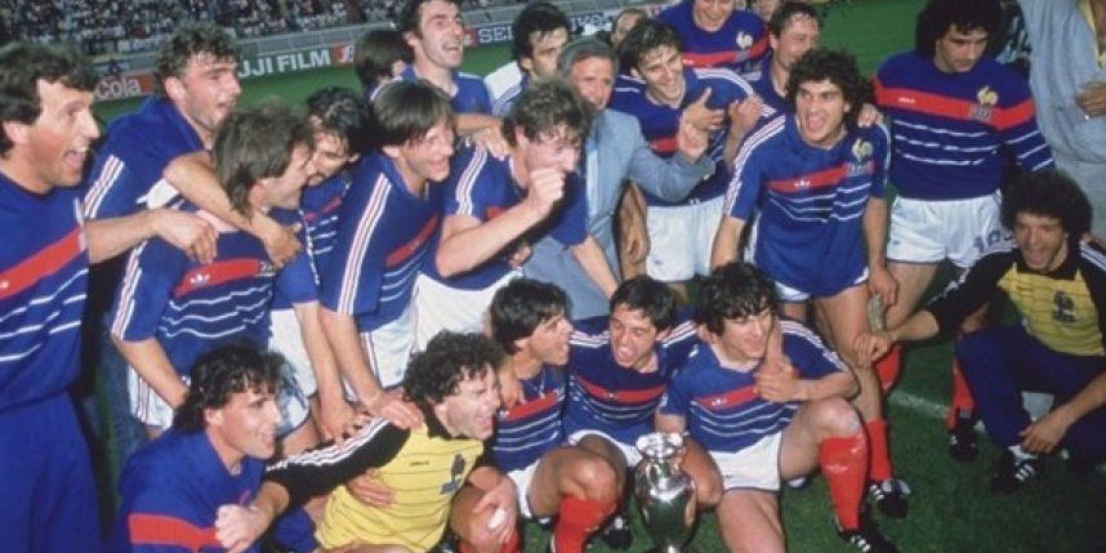 Francia – 2 títulos (1984, 2000) Foto:Getty Images