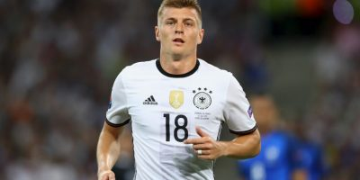 Toni Kroos (Alemania) Foto: Getty Images