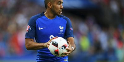 Dimitri Payet (Francia) Foto: Getty Images