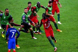 Ahora será recordado como el jugador que le dio el primer título a Portugal Foto:Getty Images