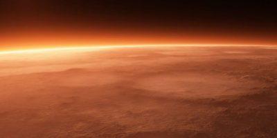"""Decodifican un misterioso """"mensaje"""" avistado en la superficie de Marte"""