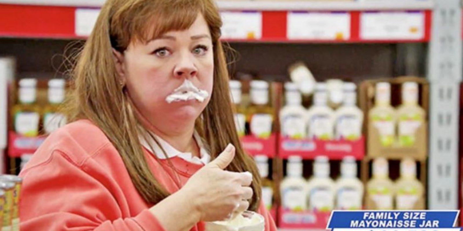 "Melissa McCarthy se hizo famosa en ""Gilmore Girls"". Foto:vía NBC"