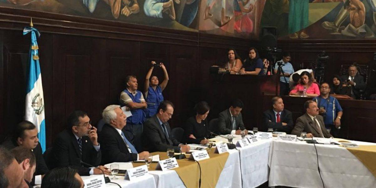Diputados piden ser parte de la discusión de las propuestas de reformas constitucionales