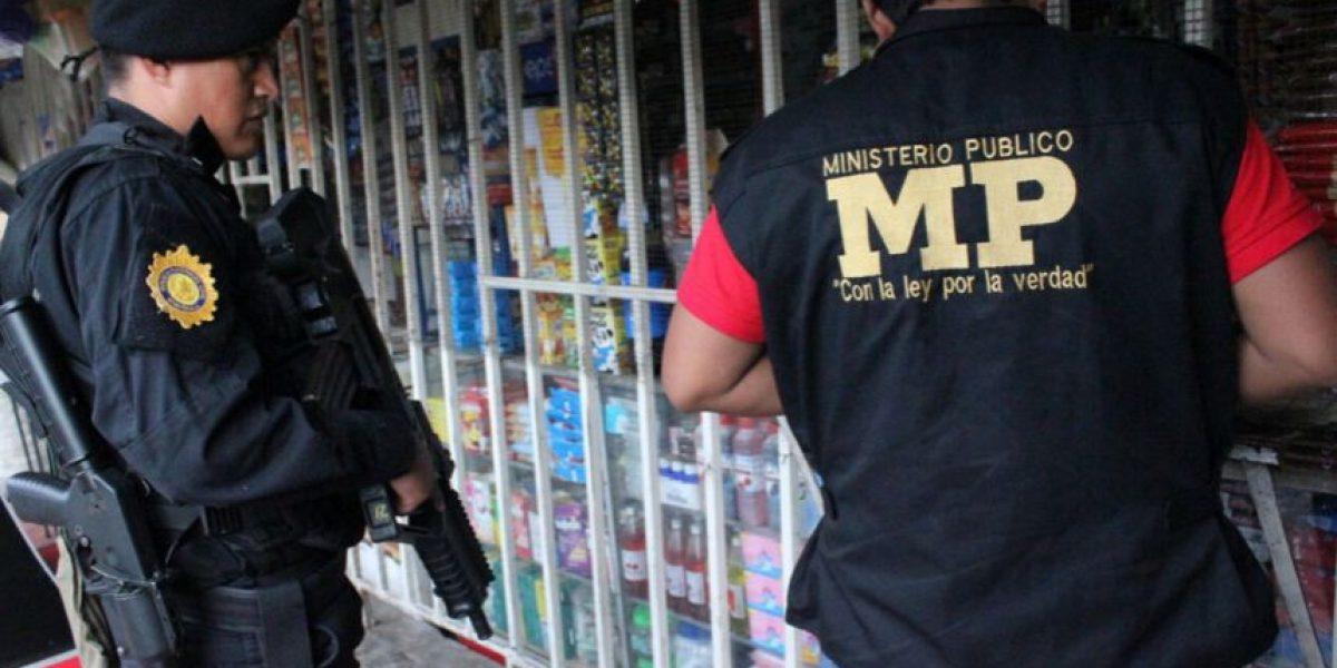 MP coordina allanamientos en Escuintla en busca de ladrones y sicarios
