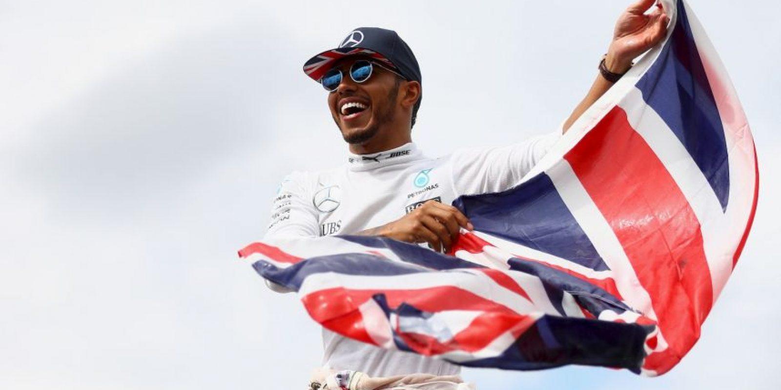 Lewis Hamilton hace valer su sensación en la Fórmula 1 en millones de euros Foto:Getty Images