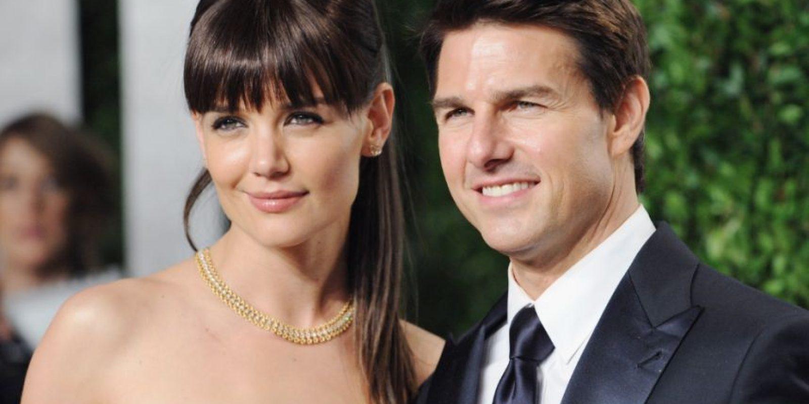 Fue grande la publicidad. Se casaron en castillo italiano y todo. Foto:vía Getty Images