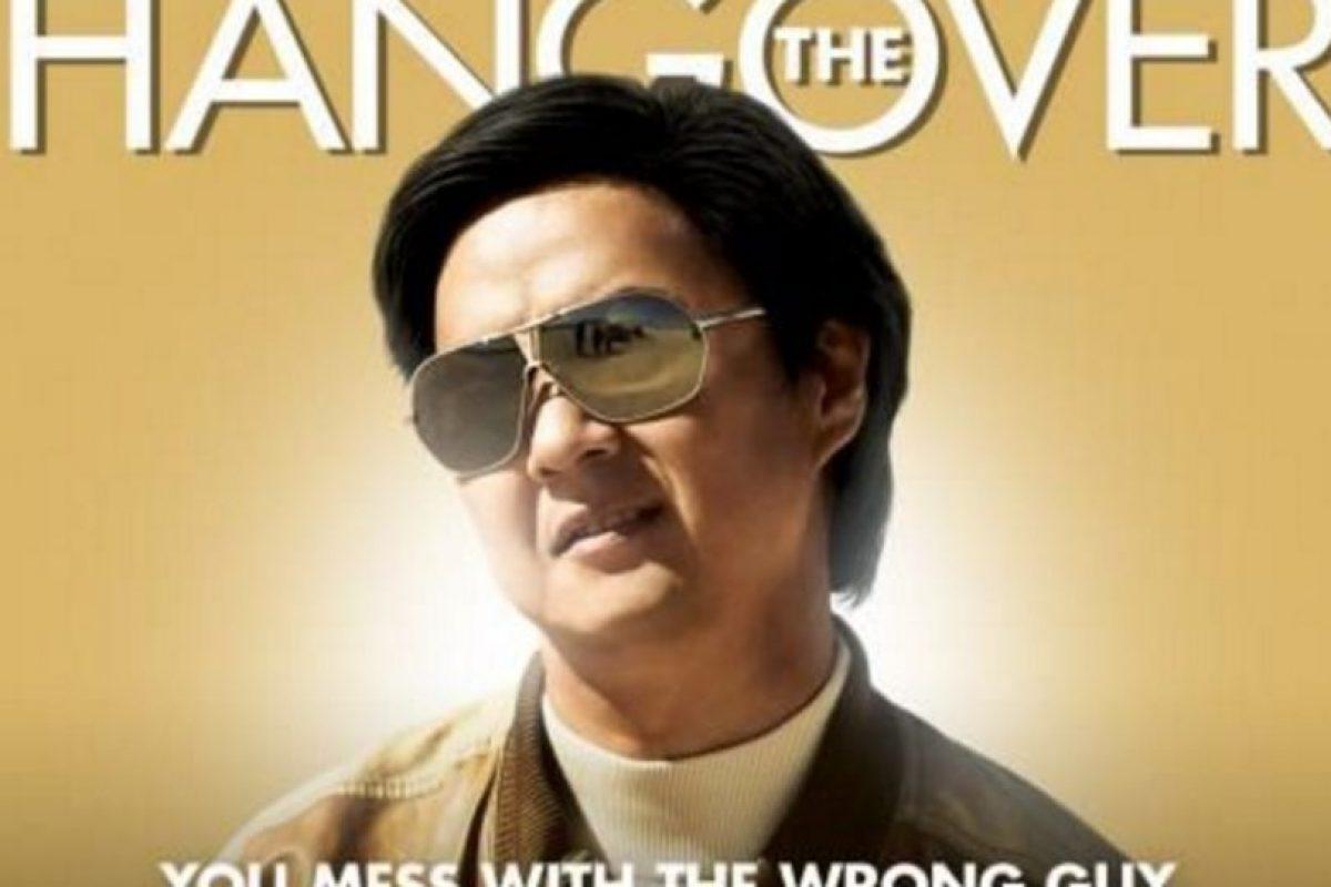 Estaba Mr. Chow, un chino mafioso. Foto:vía Warner Bros
