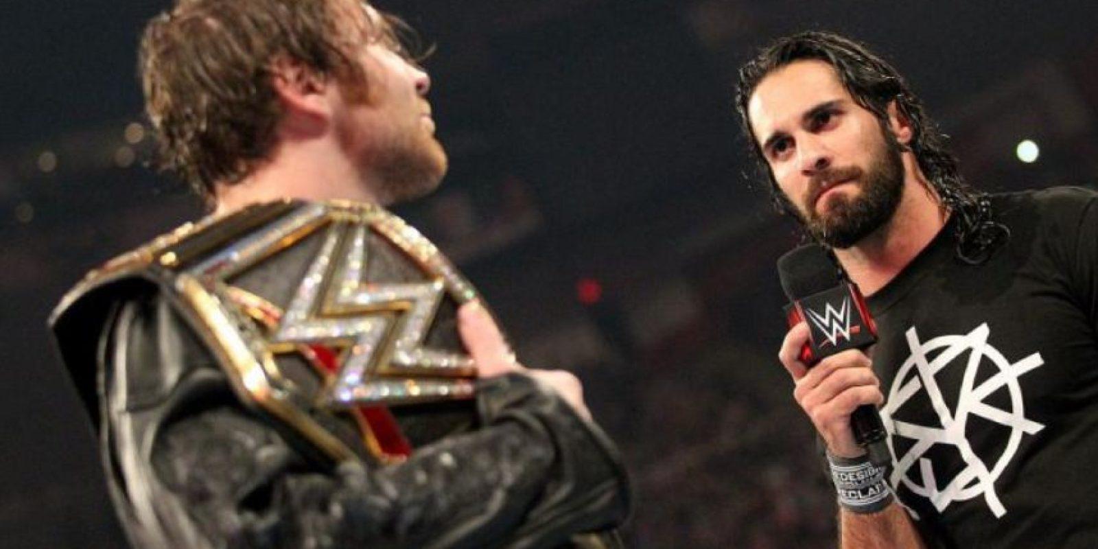 """Y defenderá el Campeonato Mundial de WWE el próximo 18 de julio, ante el """"Arquitecto"""" Foto:WWE"""