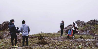 """El Dj guatemalteco Carl Nunes eligió la belleza de la Sierra de los Cuchumatanes para su nuevo video """"Revolve"""""""