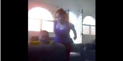 Luego de que este video de maltrato infantil se hiciera viral, la PNC rescata a dos menores