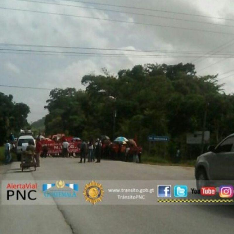 Foto:Departamento Tránsito PNC