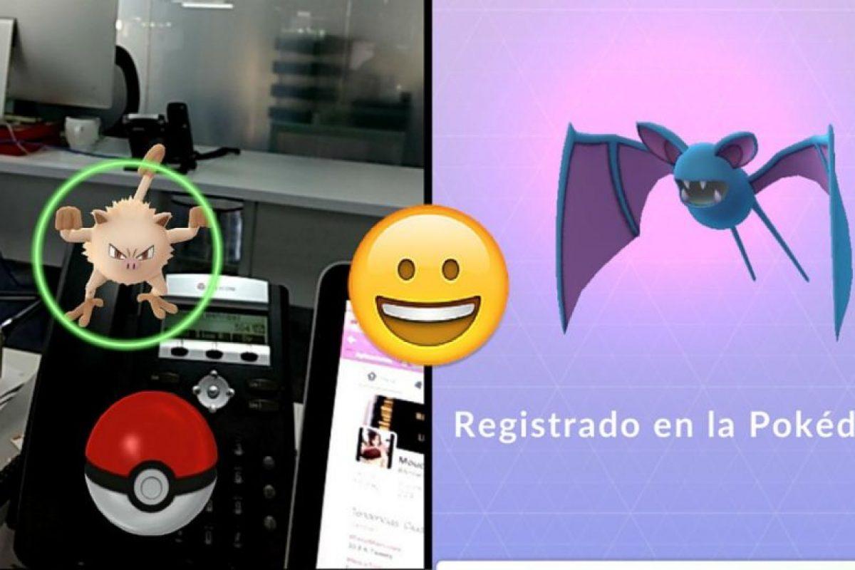 Pokémon Go tiene acceso a nuestra ubicación. Foto:Pokémon Go