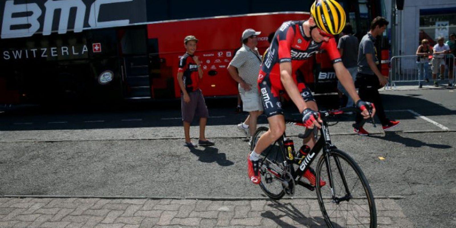 Tejay van Garderen. Al ciclista estadounidense también le preocupa el virus Zika Foto:Getty Images