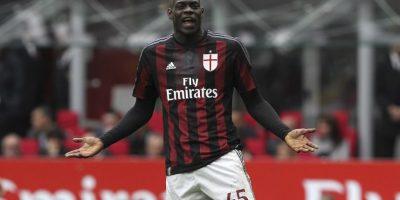 El italiano jugó a préstamo la temporada pasada en el AC Milán Foto:Getty Images